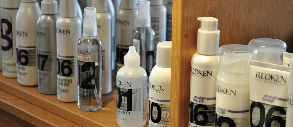Picture of Redken products